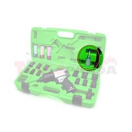 инструмент/аксесоар за омасляване на пневматични устройства (гайковерт) | TOPTUL