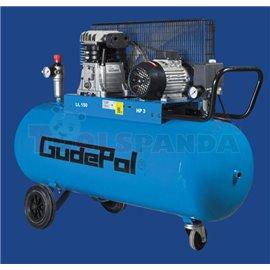 Компресор бутален 150 литра 350 л./мин. 10 бара 2,2 кВт 230V