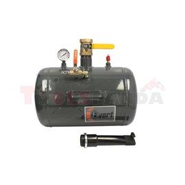 Устройство с въздух за помпане на гуми 19л