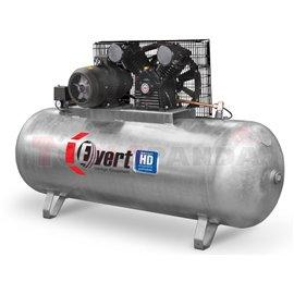 Компресор двубутален 500 литра HD 900 л./мин. 5.5 kW. 10 бара 400 V