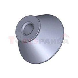 Конус аксесоар за машина за баланс на гуми. Малък/голям диаметър - 95/172мм, вътрешен диаметър 40мм