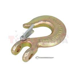 кука на въже лебедка 9000-13000 кг