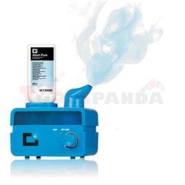 Ултразвуково устройство за дезинфекция на автомобилни климатични системи с дезинфектант ATOM MACHINE 48х250 мл.