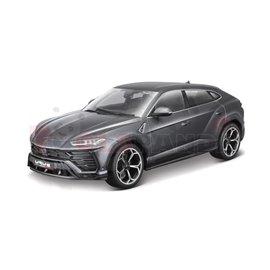 Макет на кола тъмно сива Lamborghini Urus 1:18 5г.