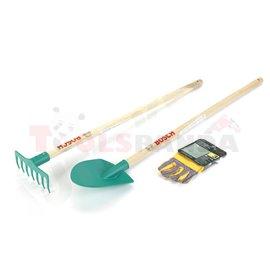 Комплект инструменти за градината