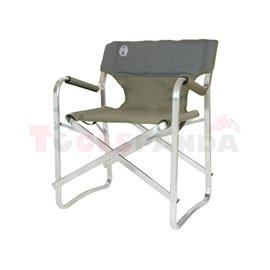 Къмпинг стол зелен Deck Chair