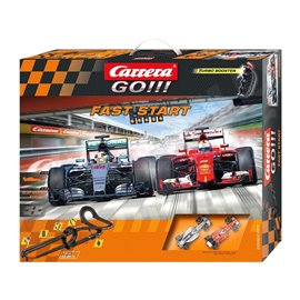 Писта за колички Carrera Fast start GO 62391