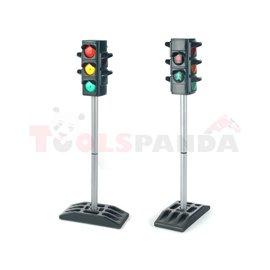 Светофар детски с автоматично превключване на светлините 4хR6 72см.