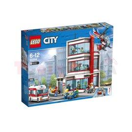 Конструктор City Hospital 861бр. 6-12г. 60204