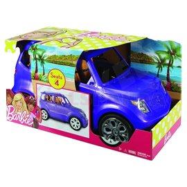 Кола SUV за Барби лилава 3г.