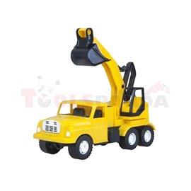 Багер жълто/черен Tatra 148 30см. 1г.