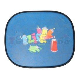 Сенници за странични стъкла Graffiti 2бр.