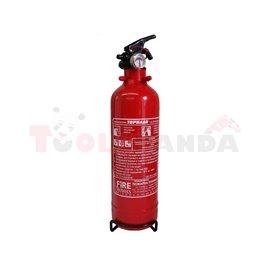 Пожарогасител 1кг ABC