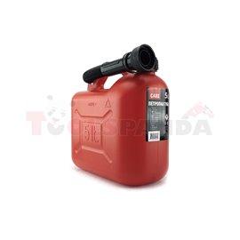 Туба за гориво 5л