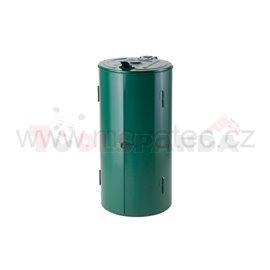 Закрита стойка зелен цвят - MEVA