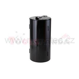 Закрита стойка черен цвят - MEVA