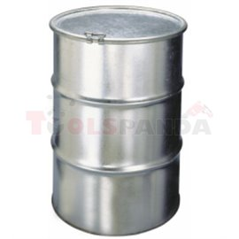 Метален варел с капак 200л-1.0mm - MEVA