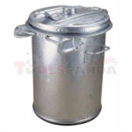 Метална кофа 70л-цинк - MEVA