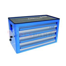Шкаф метален с 4 чекмеджета - UNIOR