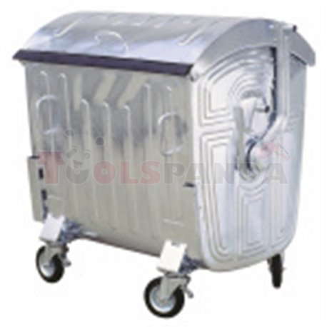 Метален контейнер 1100л - MEVA