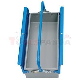 Кутия за инструменти метална 1-отделения - UNIOR
