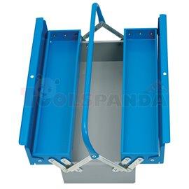 Кутия за инструменти метална 3-отделения - UNIOR