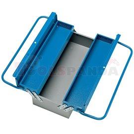 Кутия за инструменти метална 3-отделения | UNIOR
