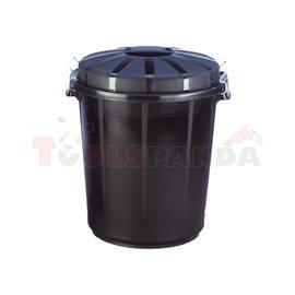 Контейнер за битови отпадъци - 75L - MEVA