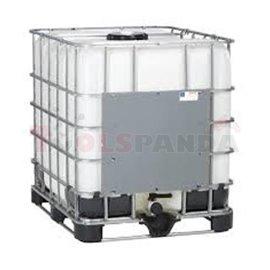 Използван обновен IBC контейнер 1000л без UN код - MEVA