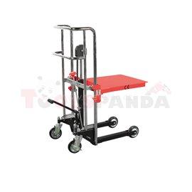 Олекотена високоподемна количка 400kg - MEVA
