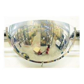Полусферични огледала за промишлеността и логистиката - 3 посоки - MEVA