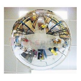 Полусферични огледала за промишлеността и логистиката - 4 посоки - MEVA
