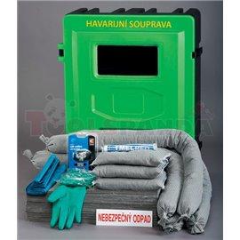 Универсален комплект в закачващ се пластмасов бокс - MEVA