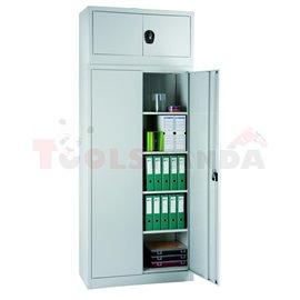 Универсален шкаф - сглобяем, 1950 x 900 x 400 мм - MEVA