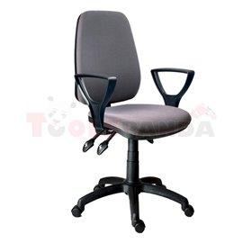 Офисен работен стол с висока облегалка | MEVA