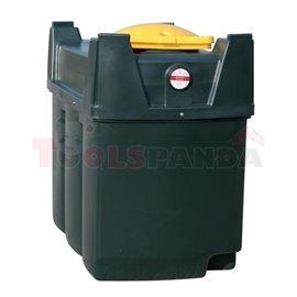 Съдове за употребявано машинно масло 600 л. - MEVA