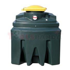 Съдове за употребявано машинно масло 1200 л. - MEVA