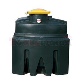 Съдове за употребявано машинно масло 2500 л. - MEVA