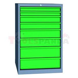Шкафове за работилници с чекмеджета - MEVA