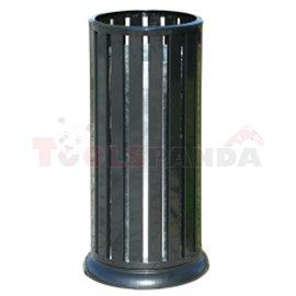 Метален кош за отпадъци - MEVA