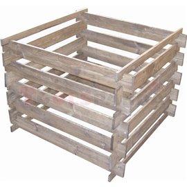 Дървен компостер - MEVA