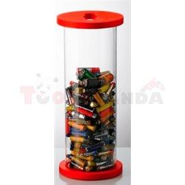 Прозарачен съд за батерии - MEVA