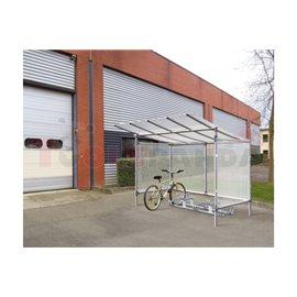 Навес за велосипеди-икономичен - MEVA