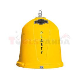 Контейнер от полиетилен-1,5м3 - MEVA