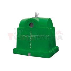Контейнер от полиетилен-2,5м3 - MEVA