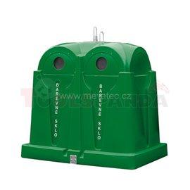 Контейнер от полиетилен-3,5м3 - MEVA