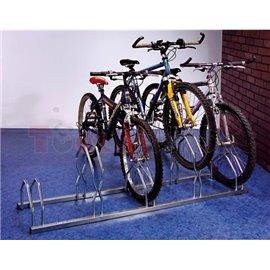 Стойка за 5 велосипеда(на различна височина) - MEVA