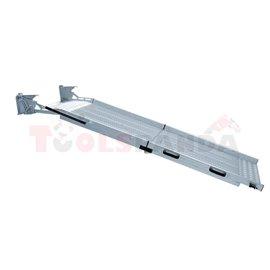 Сгъваема алуминиева рампа-275см - MEVA