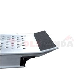 Телескопична алуминиева рампа-290м - MEVA