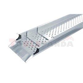 Телескопична алуминиева рампа-204см - MEVA